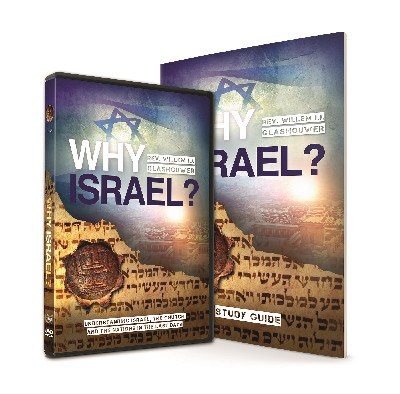 Why Israel? DVD + Study Guide