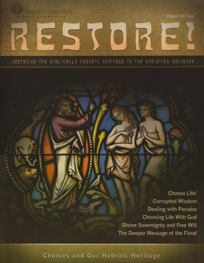 Restore! Choose Life Issue [While Stocks Last]