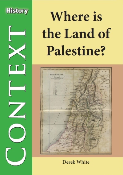 Where is the Land of Palestine?