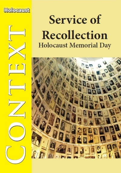 Service of Recollection - Holocaust Memorial Day