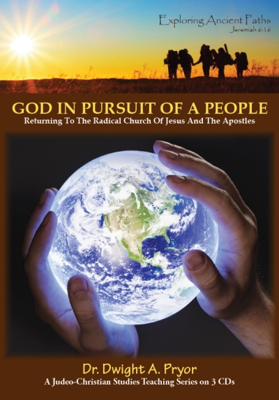 God in Pursuit of a People (CD)