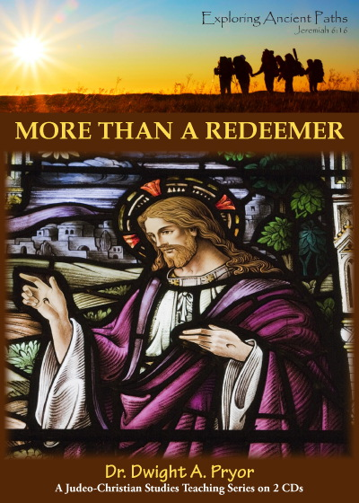 More Than a Redeemer (CD)