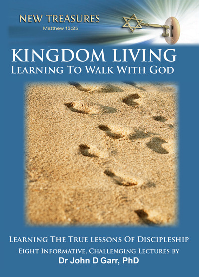 Kingdom Living � Learning To Walk With God (CD)