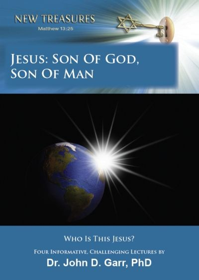 Jesus: Son Of God, Son Of Man (CD)