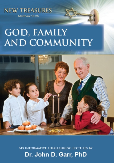 God, Family And Community (CD)