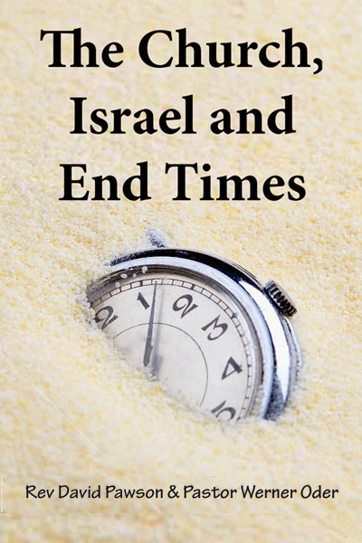 The Church, Israel and End Times (CD)