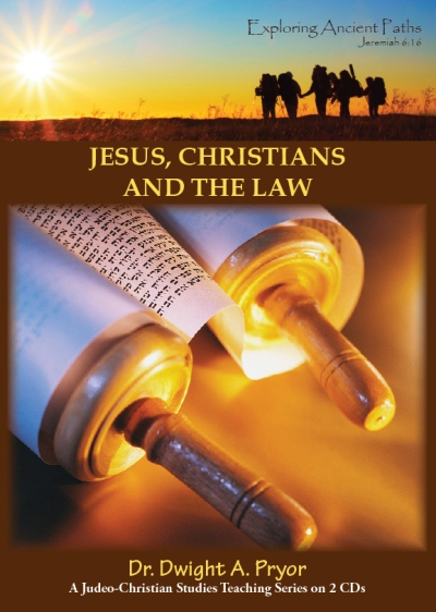 Jesus, Christians & the Law (CD)