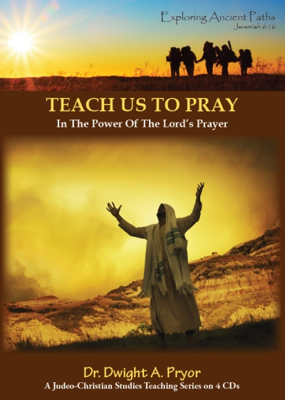 Teach Us to Pray (CD)