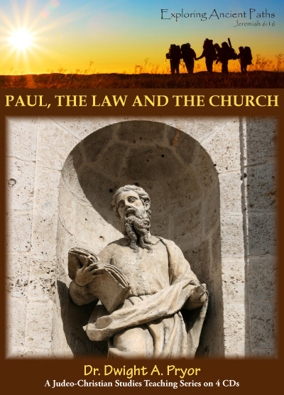 Paul, the Law & the Church (CD)