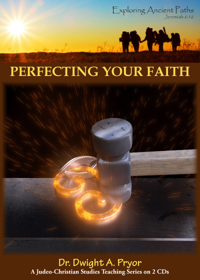Perfecting Your Faith (CD)