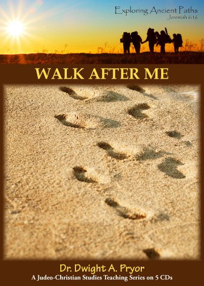 Walk After Me (CD)