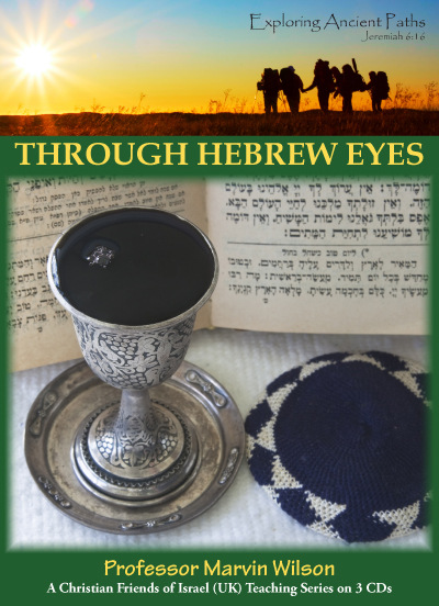 Through Hebrew Eyes (CD)