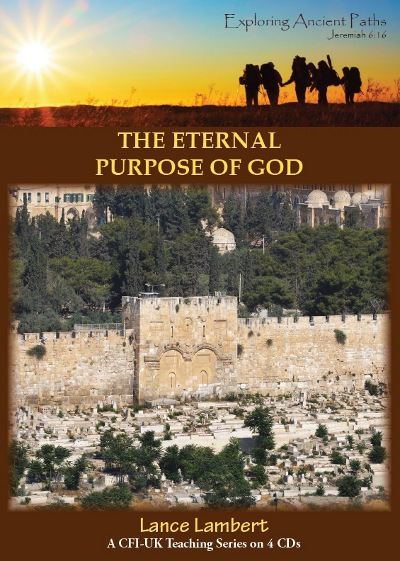 Eternal Purpose of God (CD)