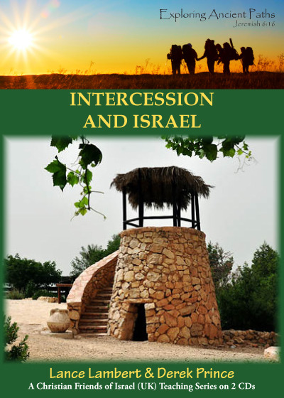 Intercession & Israel (CD)