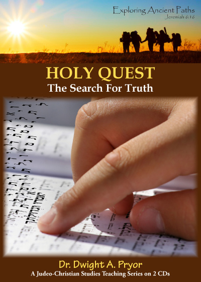 Holy Quest: Search for Truth (CD)