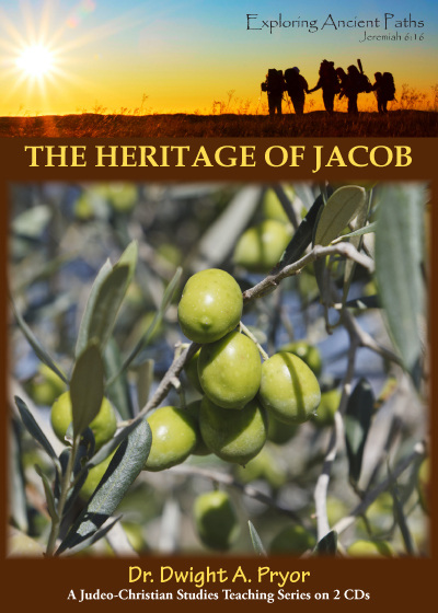 Heritage of Jacob, The (CD)