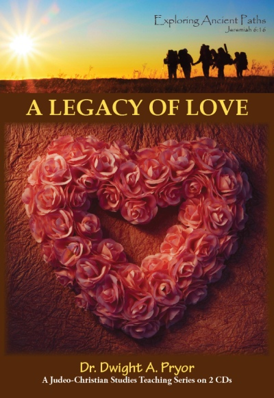 Legacy of Love, A (CD)