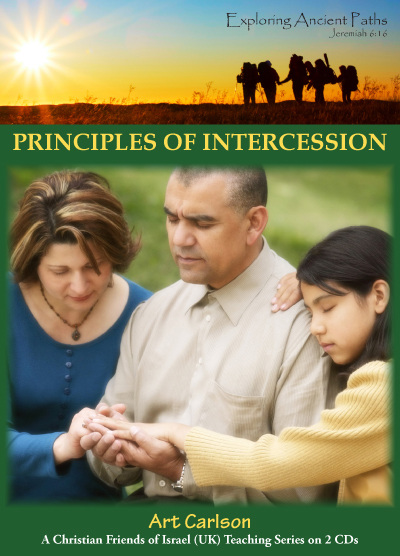 Principles of Intercession (CD)
