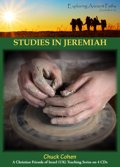 Studies in Jeremiah (CD)