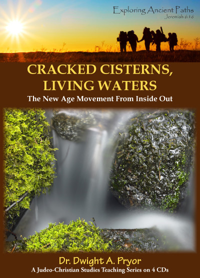 Cracked Cisterns, Living Waters (CD)