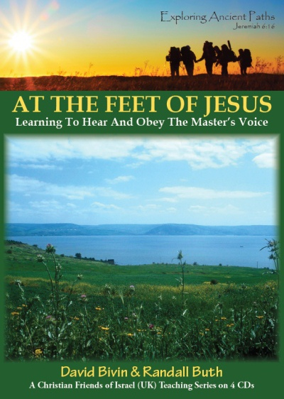 At the Feet of Jesus (CD)