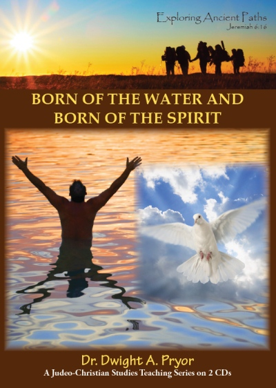 Born of the Water, Born of the Spirit (CD)