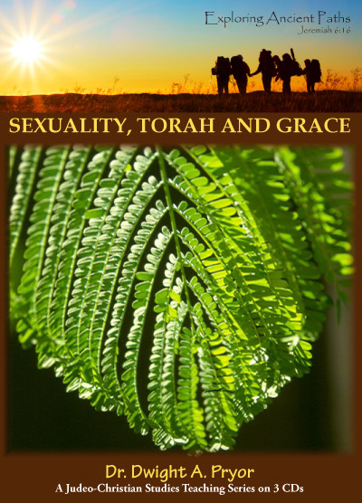 Sexuality, the Torah & Grace (CD)