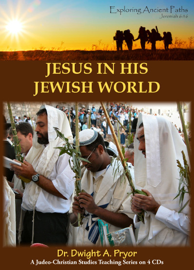 Jesus in His Jewish World (CD)