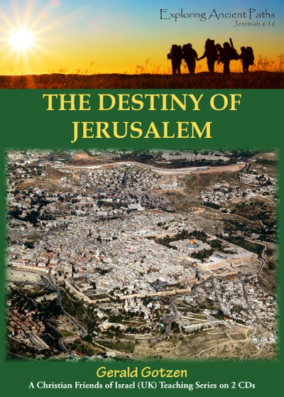Destiny of Jerusalem (CD)