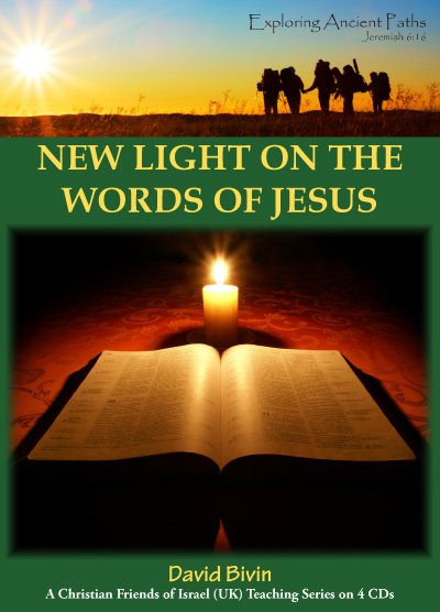 New Light on the Words of Jesus (CD)