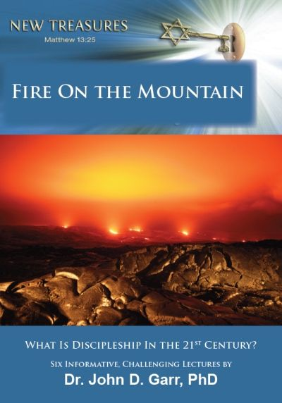 Fire on the Mountain (CD)