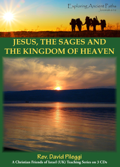 Jesus, the Sages & the Kingdom of Heaven (CD)