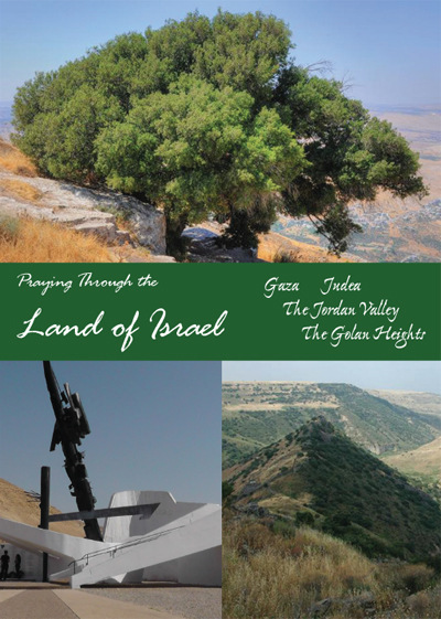 Praying Through the Land of Israel. Volumes 1-4 (DVD)