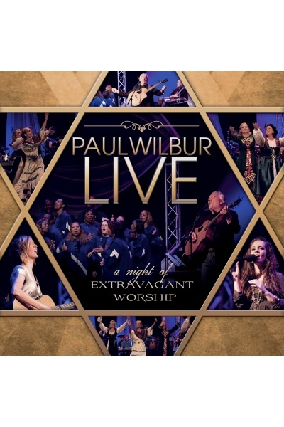 Paul Wilbur Live: A Night of Extravagant Worship (CD)