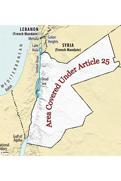 Israel: A Twice-Promised Land (MP3)