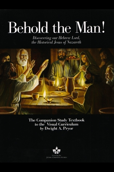Behold the Man DVD Set + 1 Study Textbook (DVD)