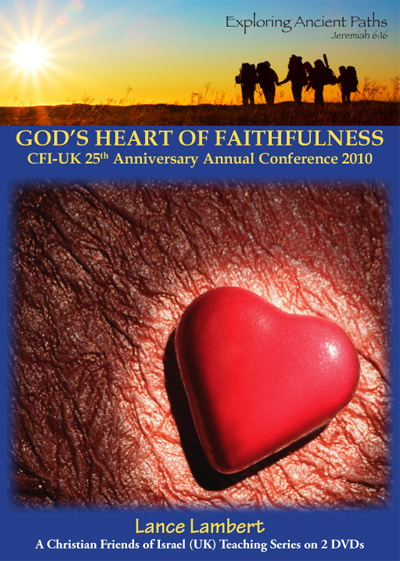 God's Heart of Faithfulness (Video On Demand)
