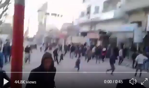 Video of Hamas violence